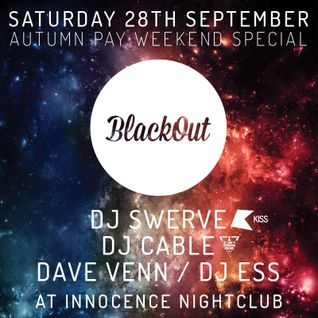PROMO MIX FOR BLACKOUT BY DJ SWERVE [EXPLICIT]