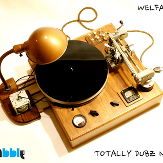 """Totally Dubz"" Mix for Rabble Magazine"