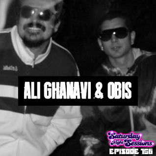 SNS EP156 - ALI GHANAVI & OBIS