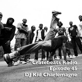 Cratebeats Radio Episode 45