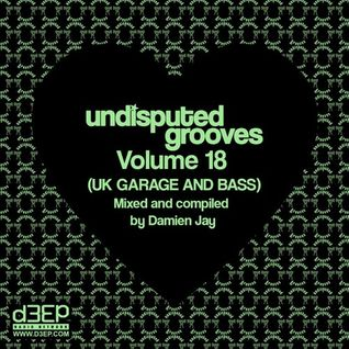 Vol 18 mixed & complied by Damien Jay