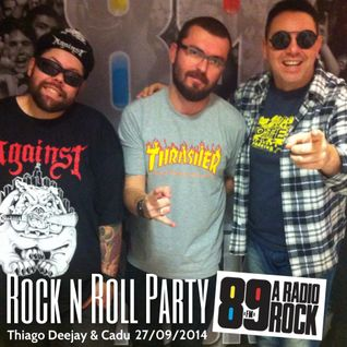 DJ GUSS no Rock'n'Roll Party - 89 A Radio Rock