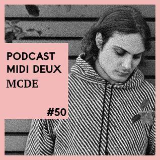 Podcast #50 - Motor City Drum Ensemble [MCDE / K7!]