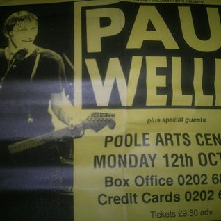 Paul Weller live Royal Albert Hall '92 - from the tapes -