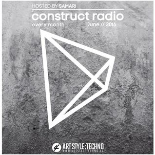 Art Style: Techno | Construct Radio | June