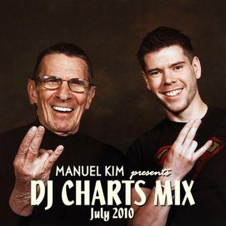 Manuel Kim DJ Charts July 2010