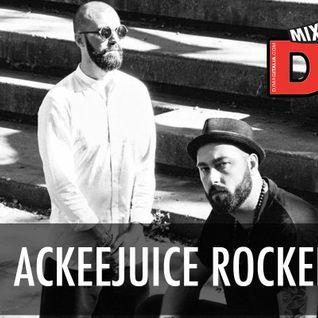 DJ MAG MIXTAPE: Ackeejuice Rockers