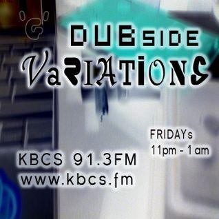 DUBside of VARIATIONS 11.12.2011