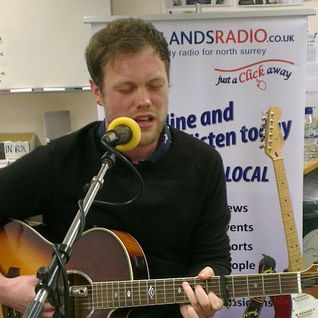 Under The Radar Live Session James Robinson 24 February 2013 Part 1