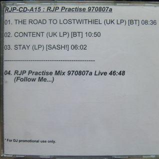 Richard Artimix Live Mix 1997-08-07a - Follow Me