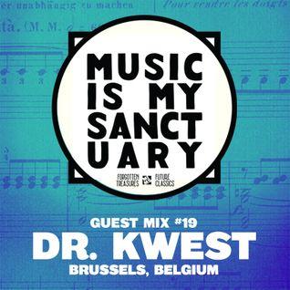 MIMS Guest Mix: DR. KWEST (Belgium)