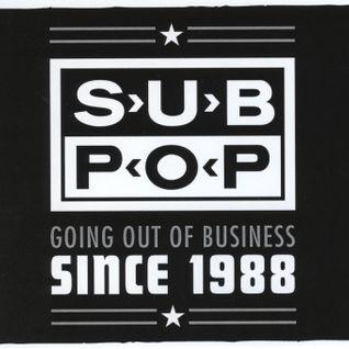 Pladegreb Podcast: SUB POP RECORDS