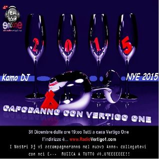 Kamo DJ on Web Radio Vertigo One(Vertigo One Club) - 31.12.2014 [Special Happy New Year]