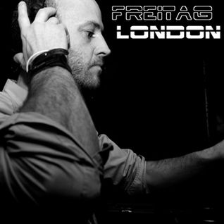 Freitag London Podcast 002 - James Monday