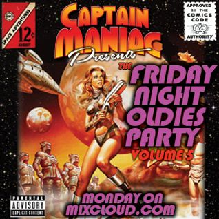 Episode 71 / Friday Night Oldies Party Volume 5