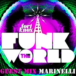 "Marinelli presents ""Funk The World 07"""