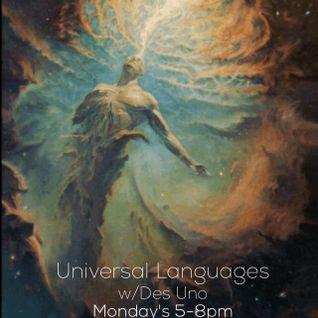Universal Languages (#220)