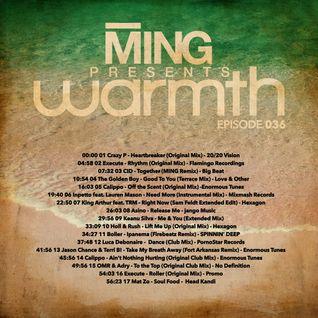 MING Presents Warmth 036