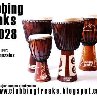 THE CLUBBING FREAKS SHOW #028 (Especial Petronio Alvarez ) 13-09-2011