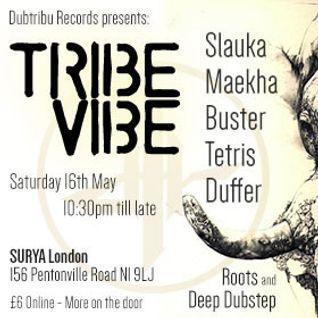 Maekha - Tribe Vibe - Promo Mix