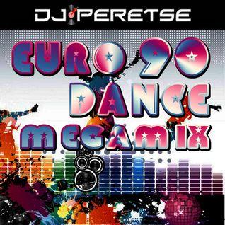DJ Peretse - EuroDance-90 Megamix