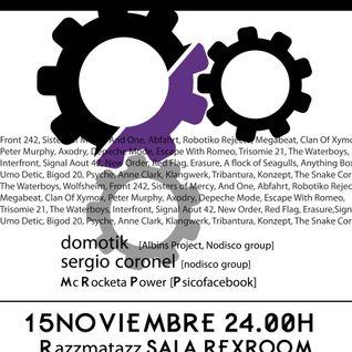 2013.11.15 NODISCO Rexrom Razzmatazz 242
