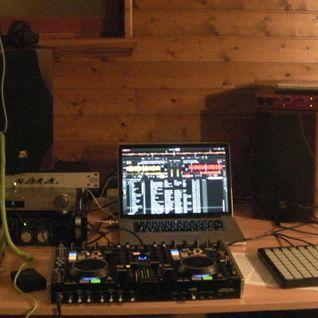house/deep house mix - Alessio Taverna Vj - 14/04/2013