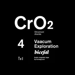 CrO2: Vacuum Exploration