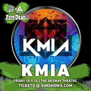 KMIA Live at Zeds Dead Skyway Theater Minneapolis MN