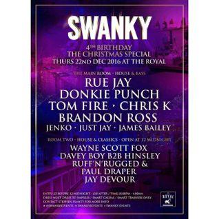 CHRIS K PRESENTS #SWANKYBIRTHDAYMIX