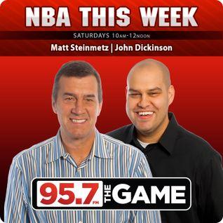 'NBA This Week' Hour 3 - 5/21/16