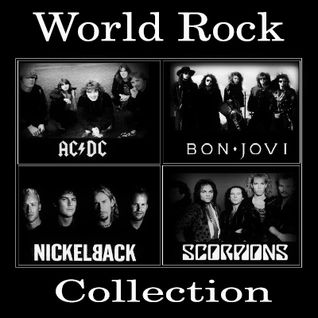 VA - World Rock Collection (2014)