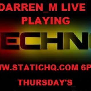 Darren_m techno sessions live