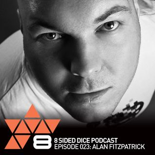 8 Sided Dice Podcast 023 with Alan Fitzpatrick
