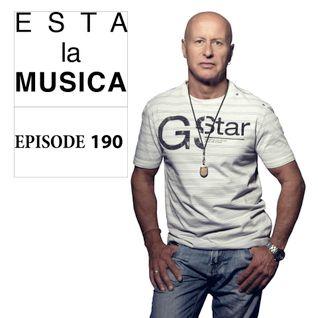 Graham Gold's Esta La Musica 190