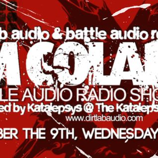 IM COLAPSED Battle Audio Radio Show 17