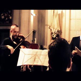 BACH - Cantata n.5 - Aria Tenor & Viola (LIVE con Ariel Hernandez & Vespres d Arnadí)