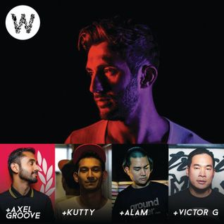 Victor G b2b Alam @ Wanderlust warmup for Hot Since 82 29 Feb 2015