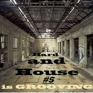 Dj Ohlive - Hard and house is grooving #5 - 20/04/2015