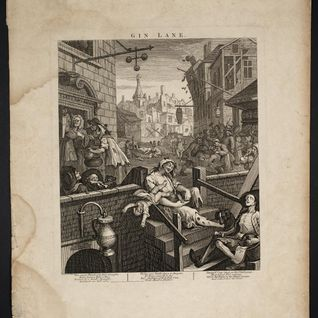 MixTate: Lixo on William Hogarth