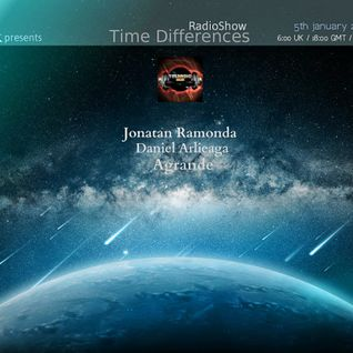 Daniel Arlieaga - Guest - Time Differences 111 [5th Jan. 2014] on Tm-radio
