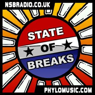 The State of Breaks with Phylo on NSB Radio - 5-11-2015