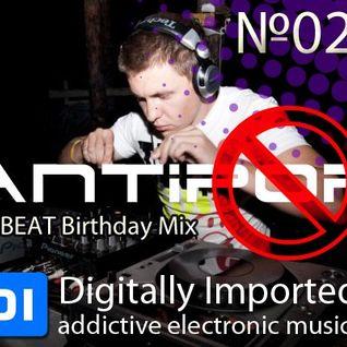 Tarbeat  – AntiPOP №023 [Birthday Mix] (10.08.12) Di.FM
