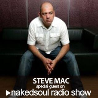 Nakedsoul Radio Show Dec 20th 2010
