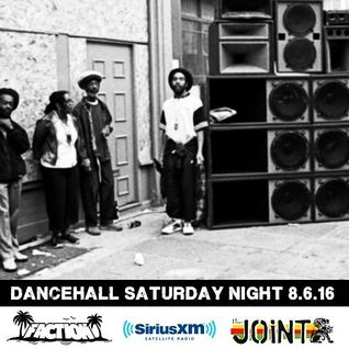 "Faction Sound Crew- Sirius XM ""Dancehall Saturday Night"""