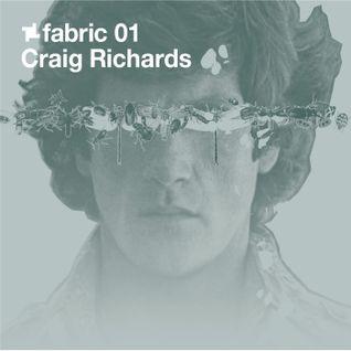 Fabric 01: Craig Richards 30 Min Radio Mix