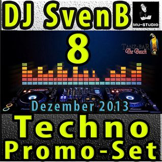 DJ SvenB - Techno Promo Set 8 (Dezember 2013) [Techno]