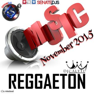 Reggaeton Music (November 2015)