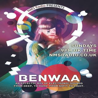 Benwaa - Eclectic Electronic Sunday On NMSRadio 23 August 2015