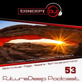 Concept - FutureDeep Vol. 053 (11.03.2016)